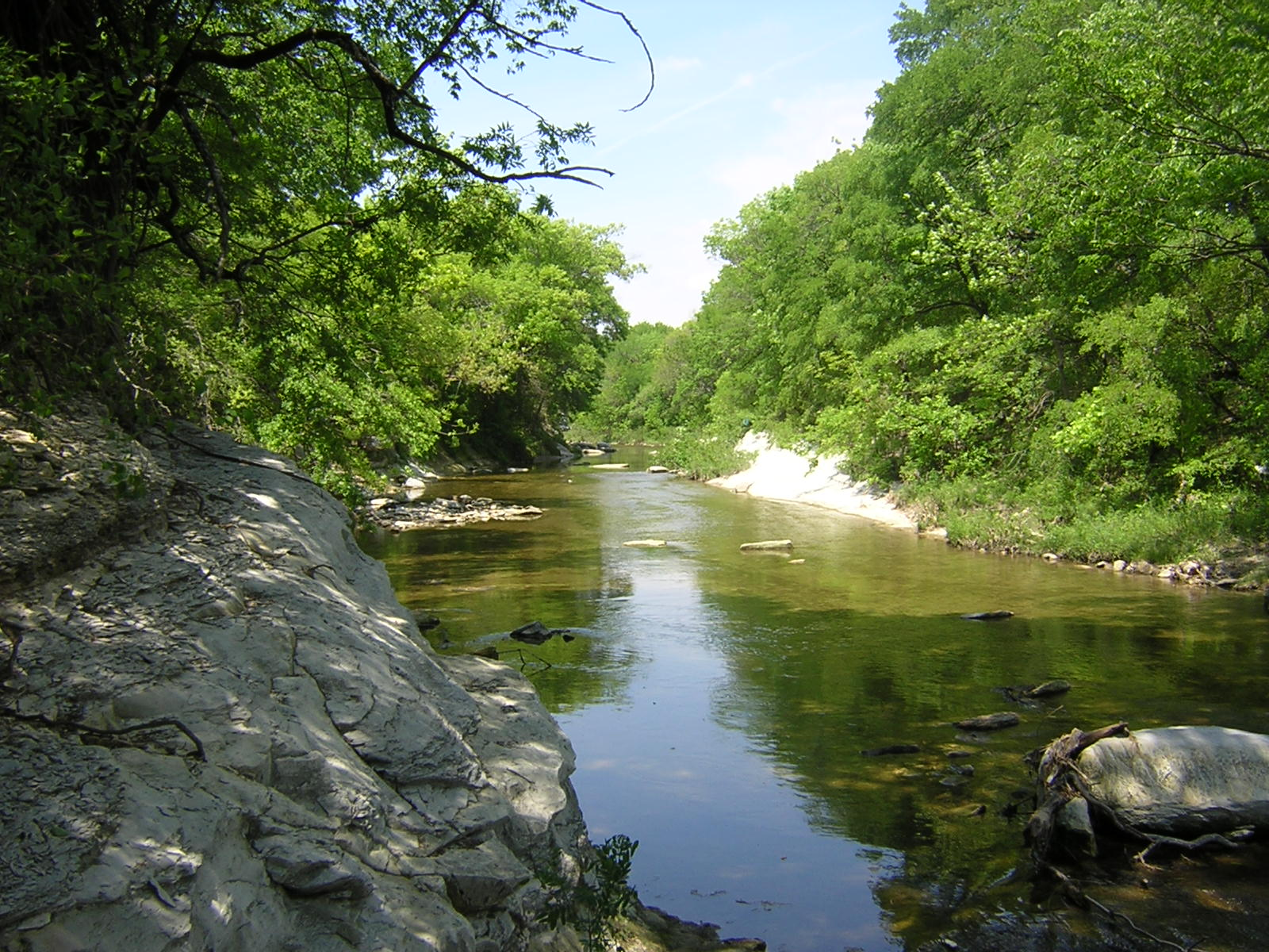 White_rock_creek_dallas_county_texas